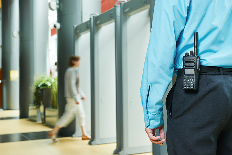 24 Hour Security Guard Cost in Derby Derbyshire