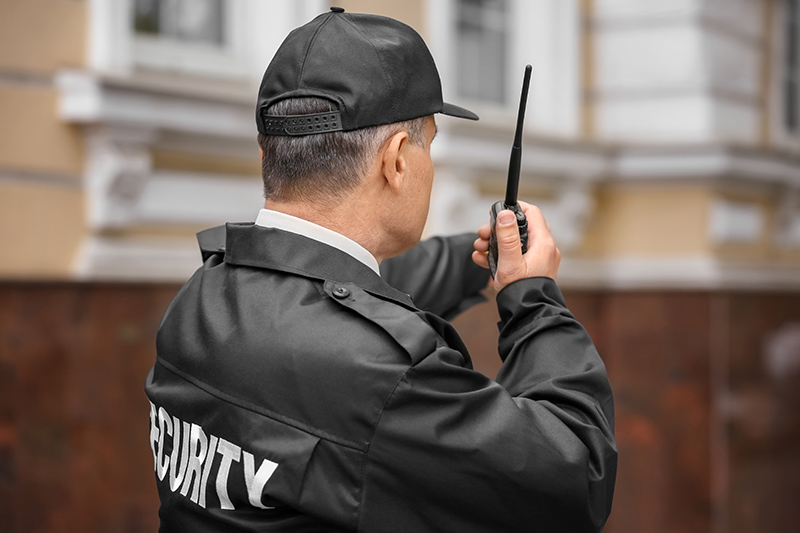 How To Be A Security Guard Uk in Derby Derbyshire