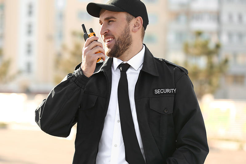 Security Guard Job Description in Derby Derbyshire