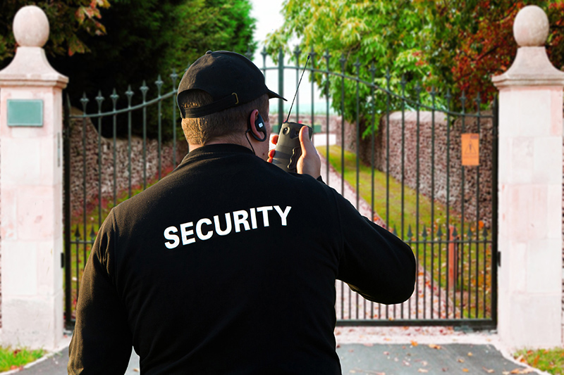 Security Guard Services in Derby Derbyshire